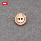 Alloy Button Accessoires de mode Garmetal Button