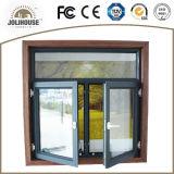Heißes verkaufendes Aluminiumflügelfenster-Fenster