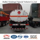 Deutz 디젤 엔진을%s 가진 22cbm FAW 유로 IV 휘발유 가솔린 석유 탱크 트럭