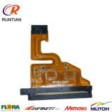 Testina di stampa della testa Spectra128 30pl della stampante di formato in azione