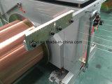 裸の銅線、機械装置をねじる電気ケーブルワイヤー