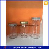 Frasco de vidro da forma original, frasco de vidro da vela, frasco de vidro cosmético para o Sell quente