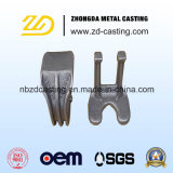 炭素鋼またはステンレス鋼の自動車のための鋼鉄合金の精密鋳造のコンポーネント