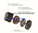 Ventilador axial Va10-Bp70-61s do A/C da maquinaria resistente