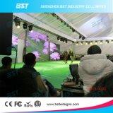 Schermo di visualizzazione economizzatore d'energia del LED dell'affitto, P6.25 che fonde sotto pressione il tabellone per le affissioni dell'interno del LED