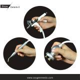 Macchina del salone di bellezza della sbucciatura del diamante di ossigenoterapia PDT