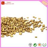 Masterbatches dorato per le resine del polipropilene