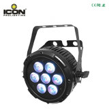 Luz impermeable de la IGUALDAD del LED 12*15W 6in1 de Iconlight