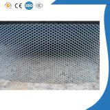Rundes Kühlturm-Lufteinlauf-Ineinander greifen
