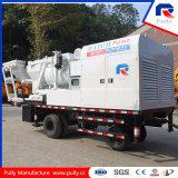 Насос смесителя Diesel&Electric изготовления шкива конкретный дозируя