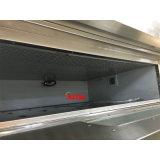2 dek 4 Dienbladen die Machine van het Baksel van de Oven van de Apparatuur van de Bakkerij de Commerciële Elektrische richten zich