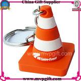 Chave de plástico de preço barato com design de cliente