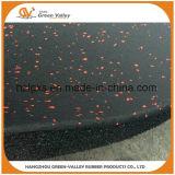 Couvre-tapis en caoutchouc de carrelage des couleurs EPDM de riches pour Crossfit