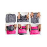 Das mulheres de pouco peso Foldable impermeáveis dos homens de saco do Duffel do curso da grande capacidade saco portátil da bagagem do armazenamento