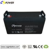 Batteria 12V 120ah del gel con la pila secondaria a energia solare