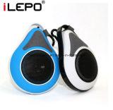 Im Freien Keychain preiswerter Bluetooth drahtloser Lautsprecher, USB-Mini-Ableiter-Karte beweglicher Bluetooth Lautsprecher