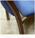 La madera que miraba la silla del metal para el restaurante utilizó (CG1607)