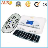 Estimulador infrarrojo el ccsme del músculo de Au-6804b el electro pierde la carrocería del peso que adelgaza el equipo