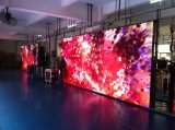 Schermo di visualizzazione di fusione sotto pressione locativo esterno del LED di colore completo di P6mm