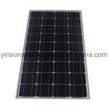 el panel solar del módulo solar 80W para el sistema del picovoltio