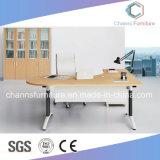 Самомоднейшая таблица менеджера офисной мебели стола деревянная