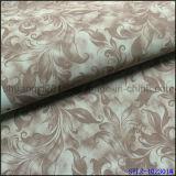 O material de couro o mais novo do plutônio de 2016 Yangbuck para a tampa das sapatas de Upholstery
