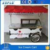 Showcase do carro do indicador do gelado/carro de Gelato/carro do Popsicle