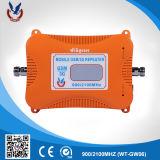 Servocommande cellulaire portative de signal de GM/M WCDMA 900/2100MHz