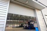 Porte d'entrée automatique à rouleaux industriels