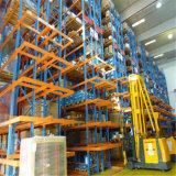 Prateleira resistente de aço por atacado do armazém de armazenamento do metal