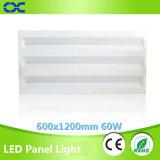 Nueva iluminación del panel de la luz de techo del Ce LED del diseño 60W