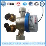 Medidor de água fria para medidor de água de pulso de jato único