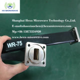 Wr75 Vsatシステムのための適用範囲が広いねじれの導波管