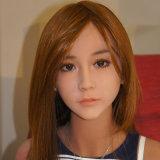 Het nieuwe #85 Realistische Hoofd van de Ledenpoppen van het Silicone voor Levensecht Doll van het Geslacht