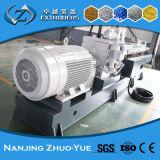 HTE Masterbatch Nanjing Co-Roatating paralelo Extrusora de dos