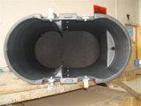 Cassa di plastica dura del carrello del podio della presa di fabbrica (AS-04)