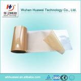 Matière première de tissu élastique de couleur de la peau pour l'aide de bande