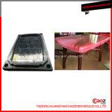 Molde retangular da tabela de jantar da injeção plástica em China