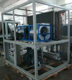 planta refrigerada por agua industrial del refrigerador de la CA del sistema anticorrosivo del acero inoxidable 316L