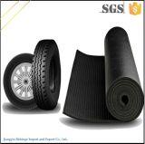 초심자를 위한 매끄러운 PVC 요가 매트 6mm/8mm 주문 레이블