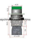 Interruttore di pulsante illuminato scanalatura con Ce/CB/CCC