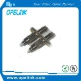 Adaptador óptico SM a una cara de fibra para la red óptica de la transmisión de fibra
