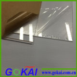 Gokai heißer Verkauf 5mm 3mm transparentes und freies Form-Acryl-Blatt