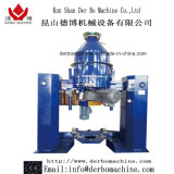 Mezclador de la capa del polvo/mezcladora con el envase giratorio
