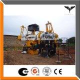 80 toneladas por la pequeña planta de mezcla móvil del asfalto de las horas