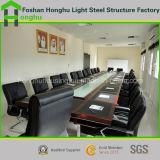 Schöne kleine quadratische Farben-vorfabriziertes Büro-Behälter-Stahlhaus