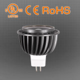Bulbo de Gu5.3 LED para la fuente de luz del abajo del ligero con la función de Dimmable