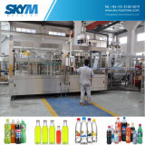自動飲料水の瓶詰工場または天然水のびん詰めにする生産ライン機械装置を完了しなさい