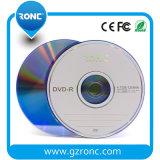 Disco DVD-R 4.7GB 8X dello spazio in bianco del campione libero