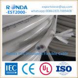 медная кабельная проводка сердечника изолированная PVC электрическая